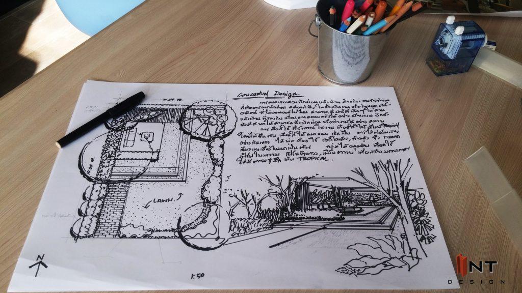 รูปคลาสเรียน landscape design-เรียนจัดสวน-เรียนภูมิสถาปัตย์