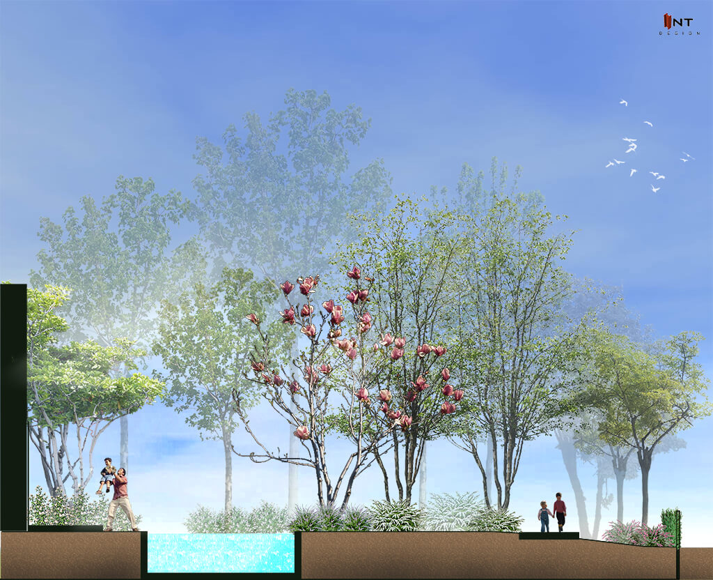 รูปคลาสเรียน landscape design-เรียนจัดสวน-เรียนภูมิสถาปัตย์-เรียนออกแบบภายนอก
