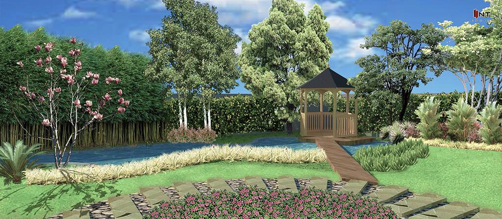 รูปคลาสเรียน landscape design-เรียน garden design-เรียนจัดสวน-34