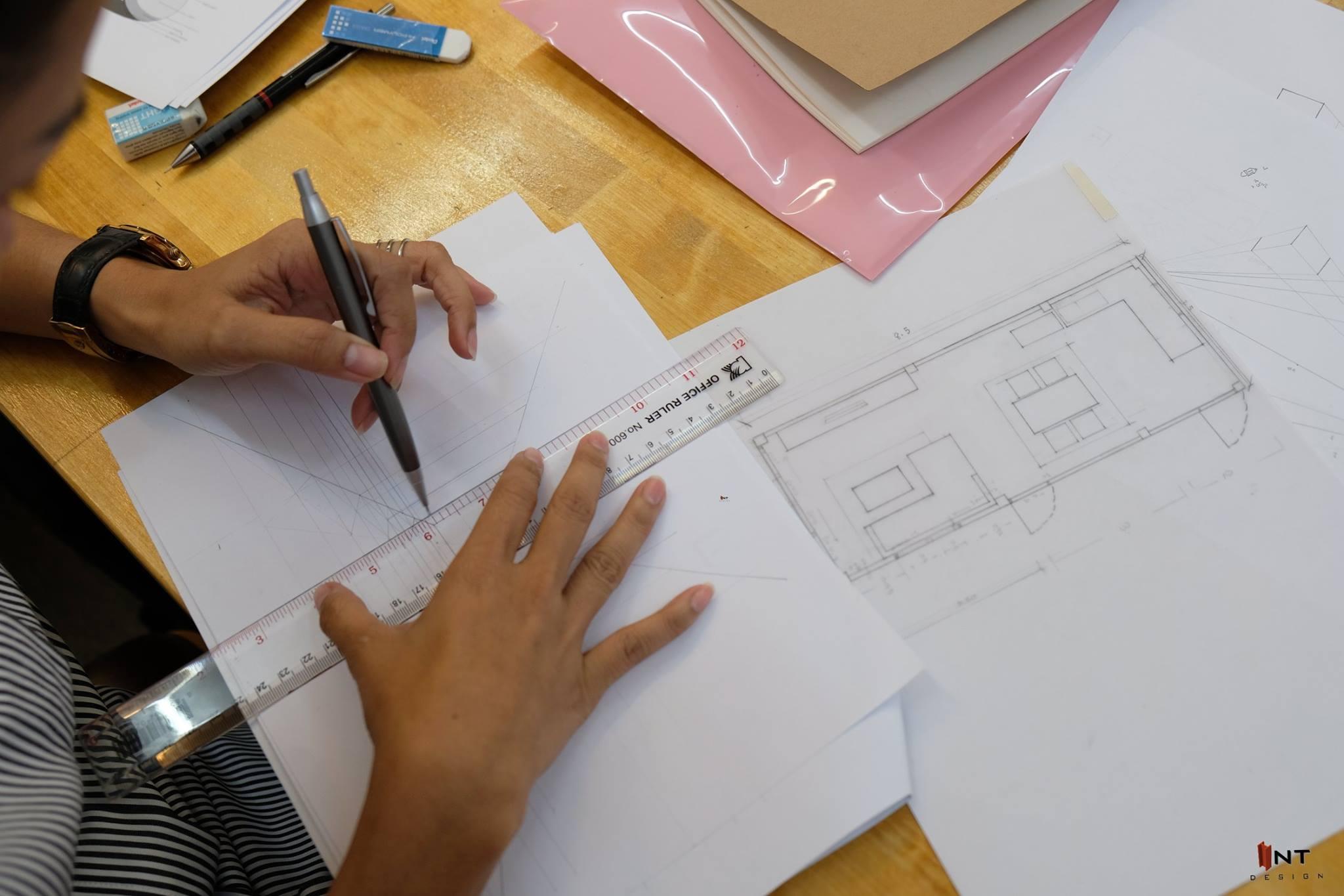 คลาสเรียนออกแบบตกแต่งภายในระยะสั้น-interior design course