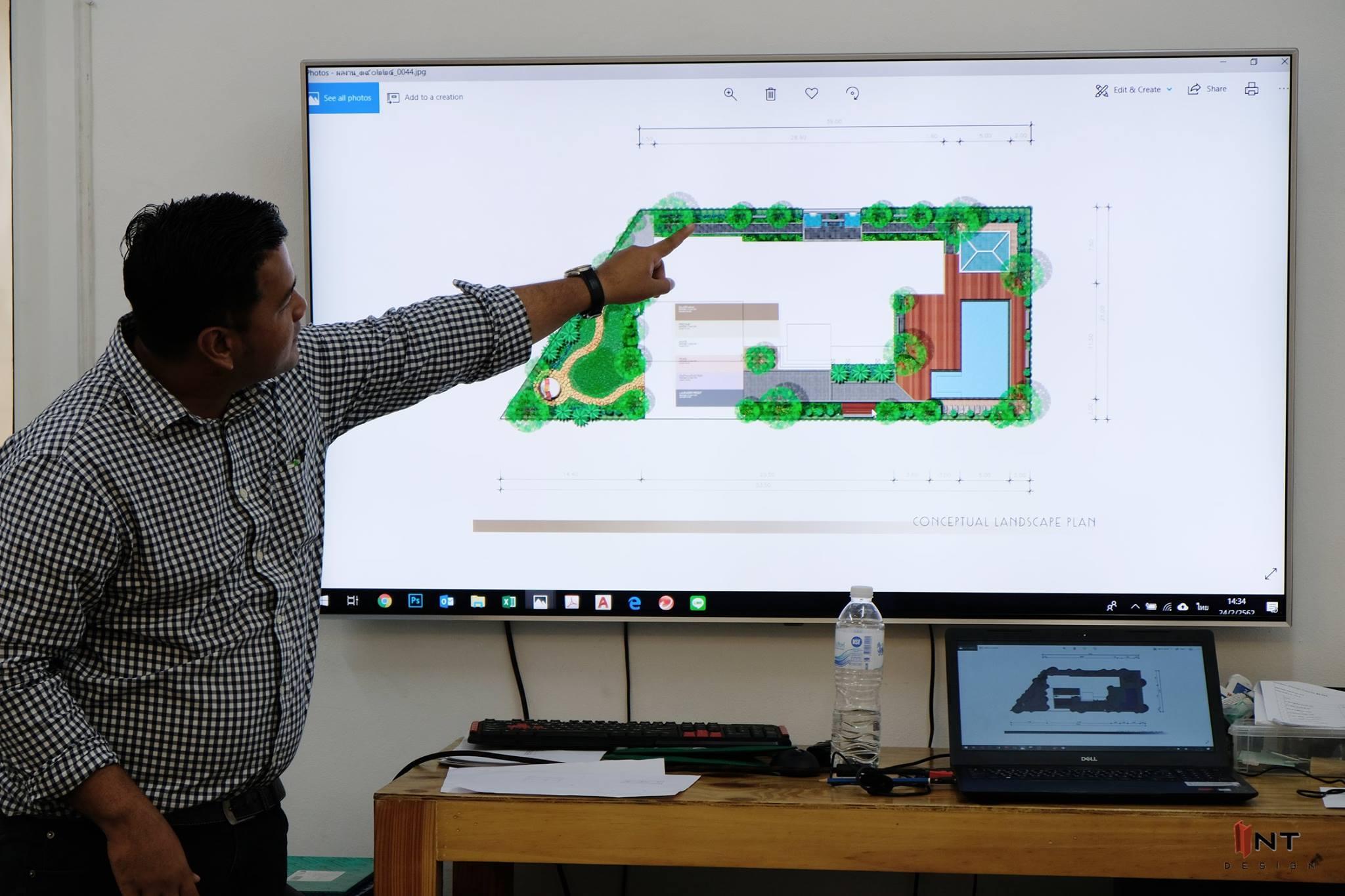 เรียน landscape design-เรียน garden design-ออกแบบภูมิทัศน์-ออกแบบภายนอก-เรียนออกแบบจัดสวน