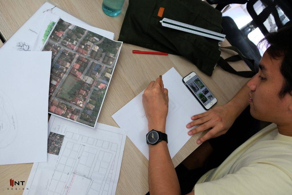 สอน landscape design-สอน garden design-ออกแบบภูมิทัศน์-ออกแบบภายนอก-สอนออกแบบสวน-สอนจัดสวน-exterior design